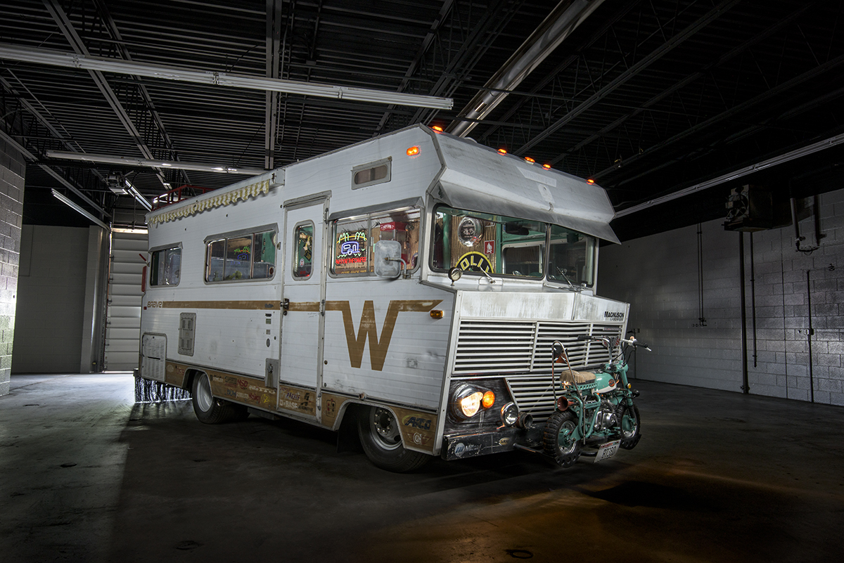 Ring brothers RV 1