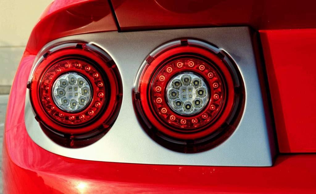 Mustang GTT Taillight
