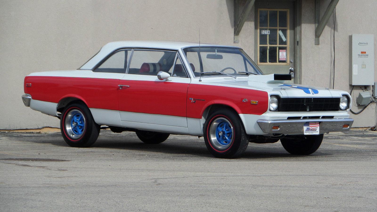 AMC car models - 1969-amc-scrambler-sc-a-trim