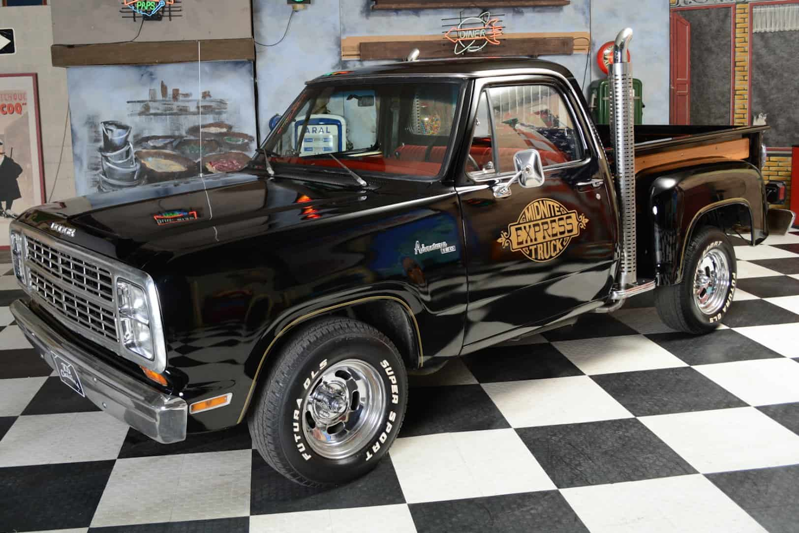 Rare Trucks - 1979_dodge_midnight_express_