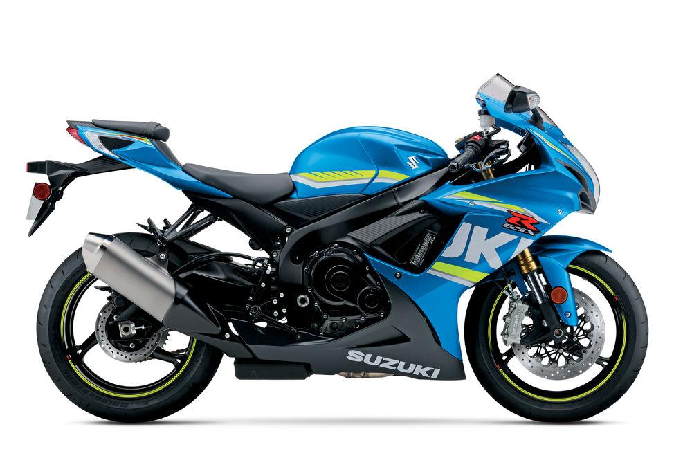 2017 Suzuki GSX-R750 2