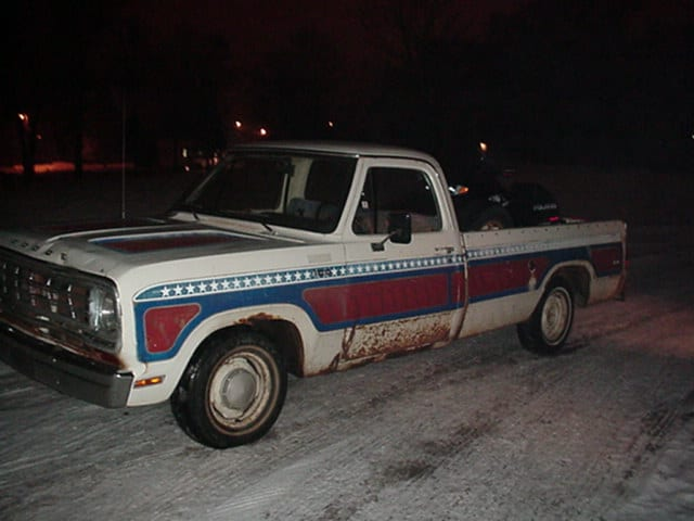 Rare Trucks - Dodge 76_spiritof76