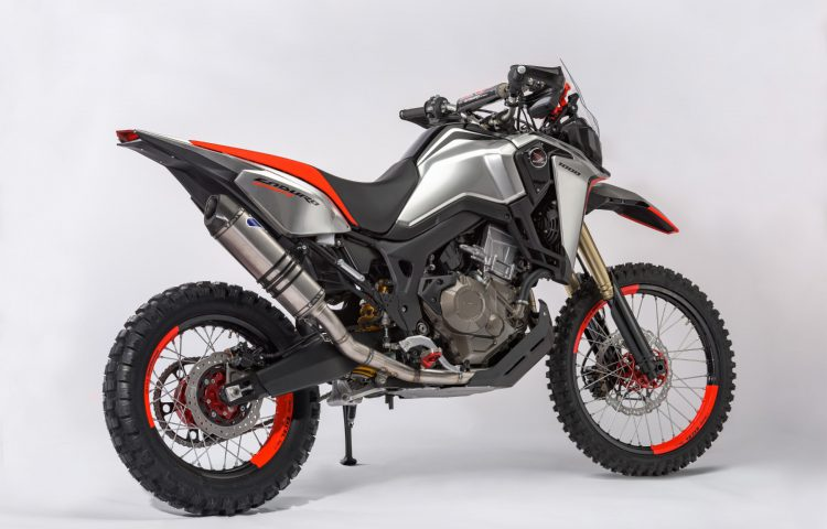 Honda Africa Twin Enduro Sports Concept 2
