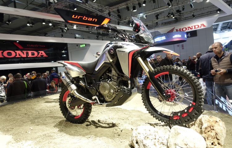 Honda Africa Twin Enduro Sports Concept 4