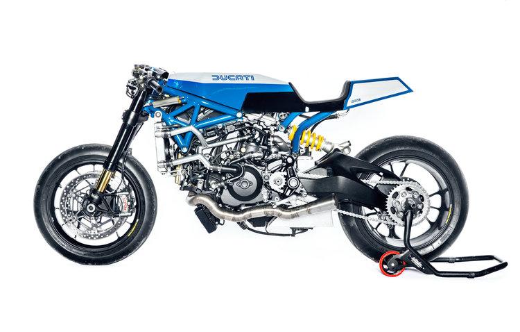 "The Ducati ""Pandora"" Monster 1200R – Young Guns Speed Shop"