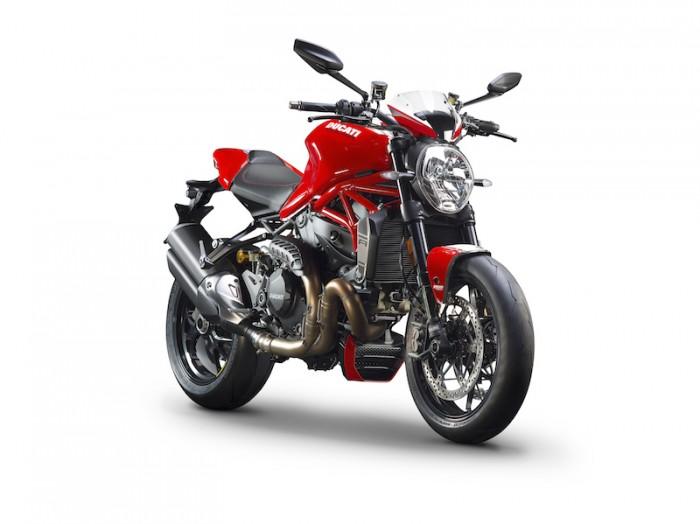New Ducati Monster 1200s 7