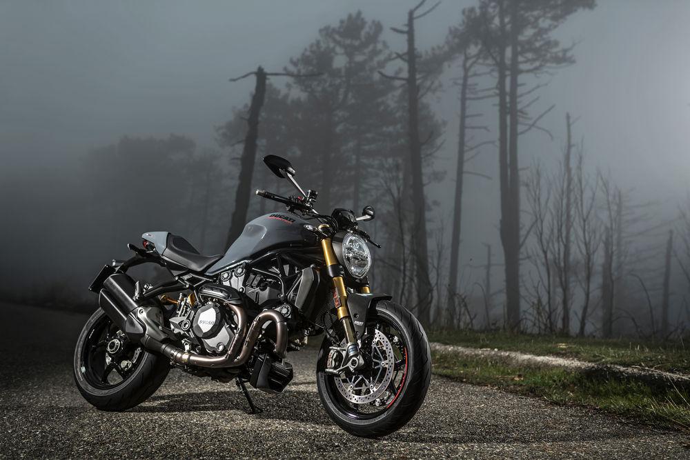 New Ducati Monster 1200s 6