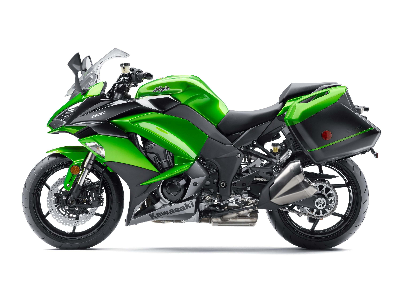 2017 Kawasaki Motorcycles 4