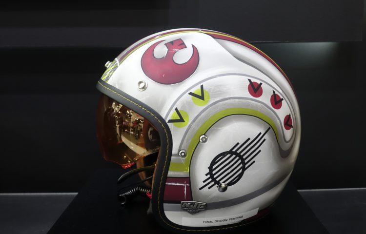 HJC Rebel Pilot Helmet 2