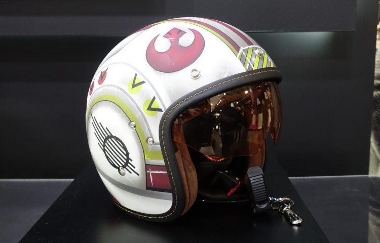 HJC Rebel Pilot Helmet 1