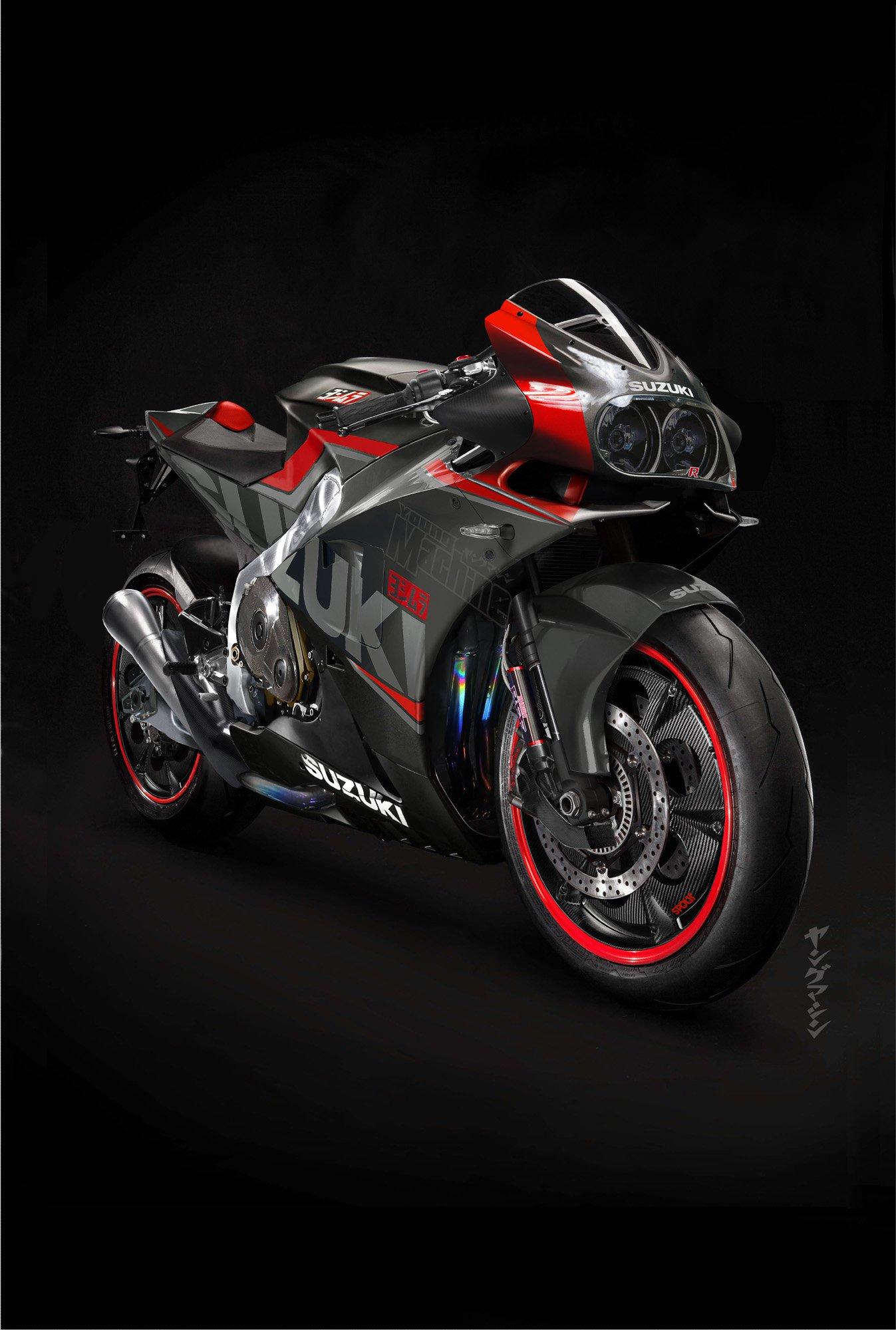 Future Suzuki Motorcycles 2