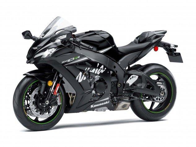 2017 Kawasaki Motorcycles 3