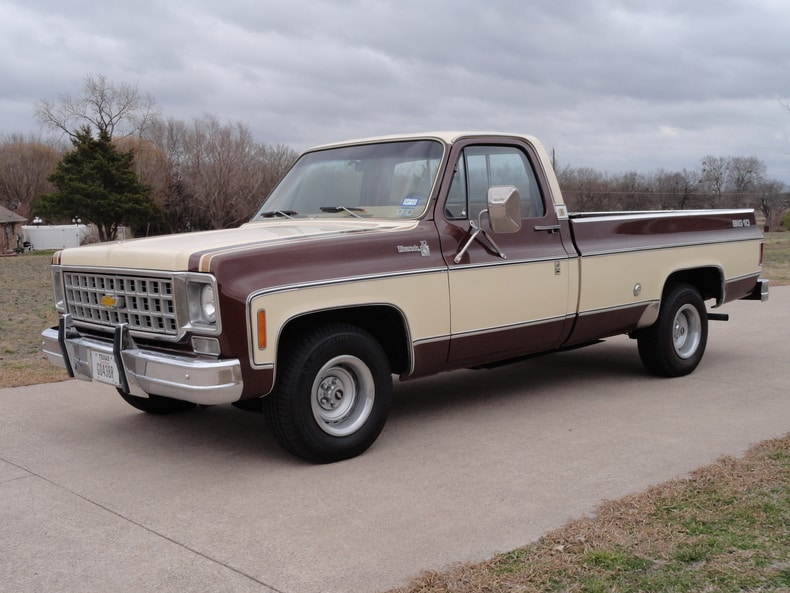 Rare Chevy Trucks - big-10