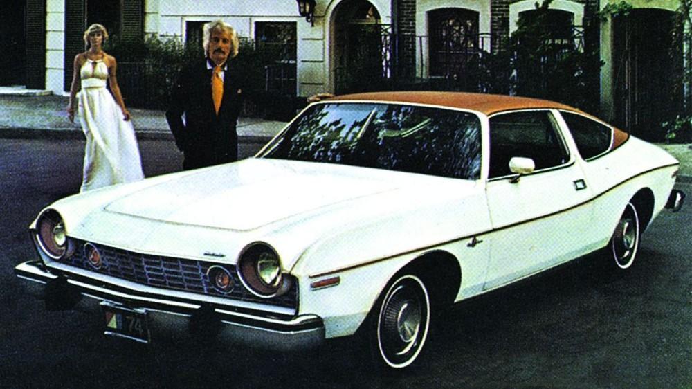 AMC car models - cassini-matador