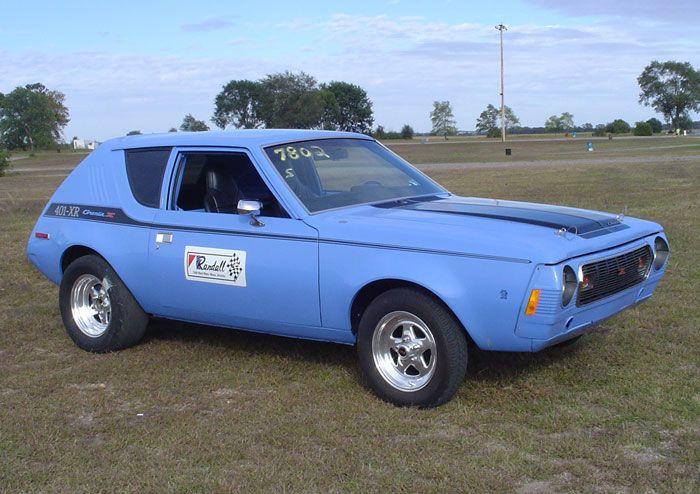 AMC car models - randall
