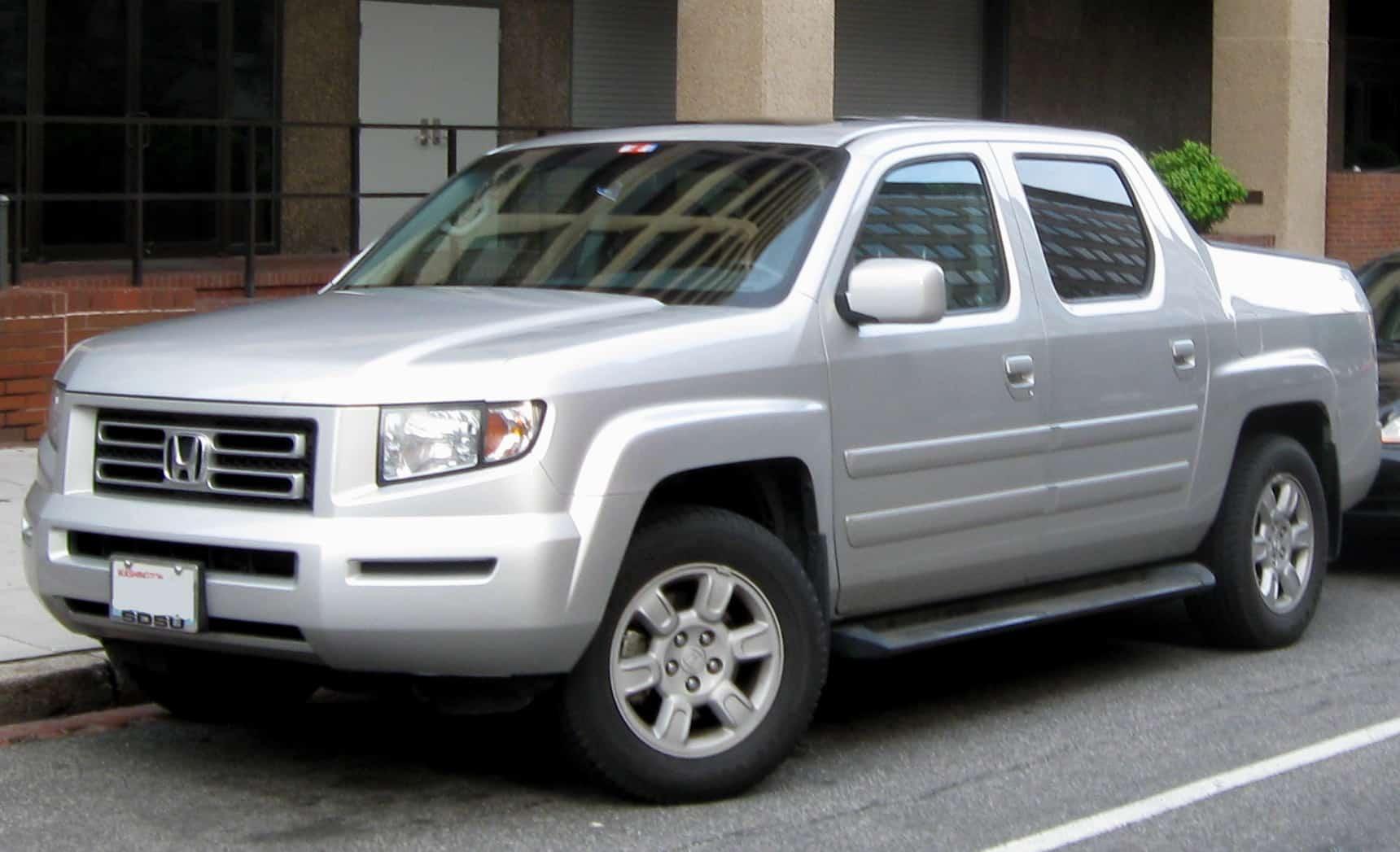 2006 Honda Ridgeline 1
