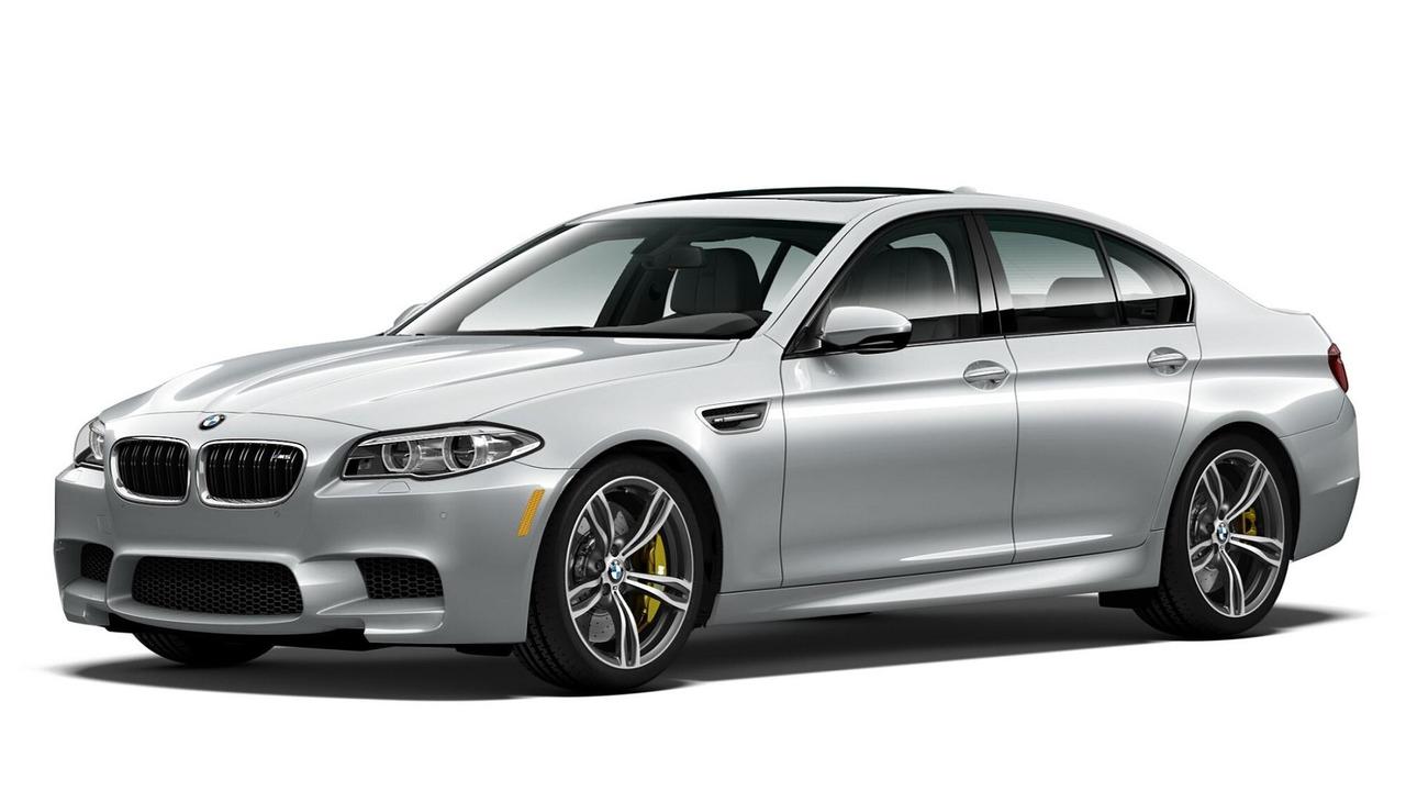 Upcoming 2017 Cars - BMW M5