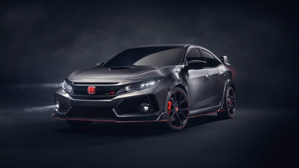 Honda Civic Type R - New Cars 2017