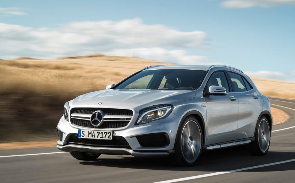 Unreliable Horsepower Rating - Mercedes GLA 45 AMG