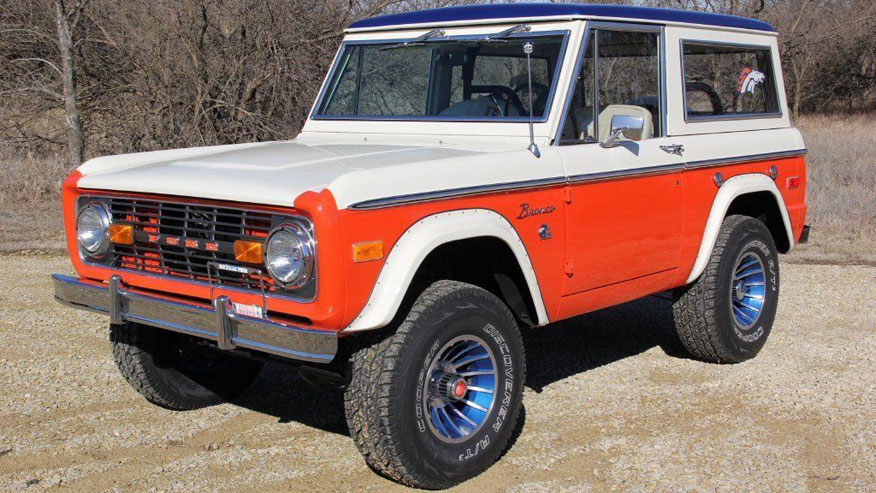 Ford Special Edition Trucks And Rare Ford Cars - bbronco-876