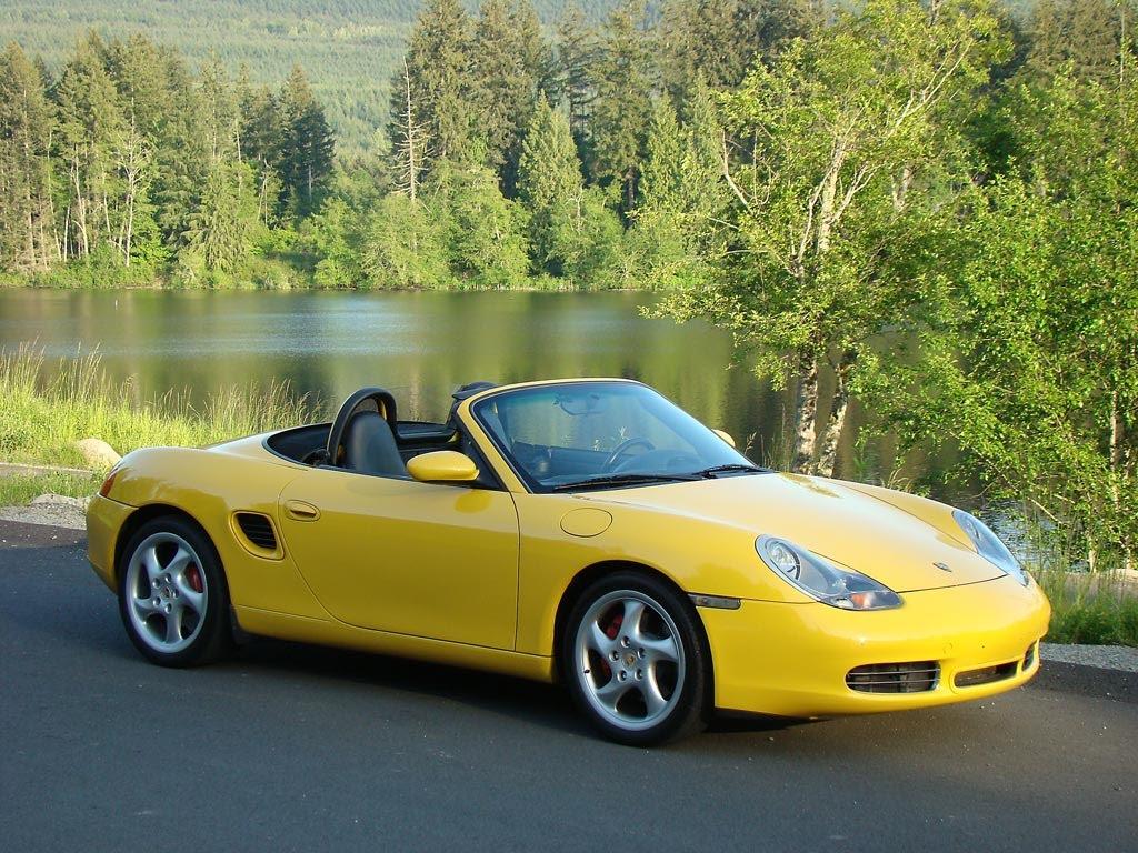 Worst Sports Cars To Buy - Porsche M96