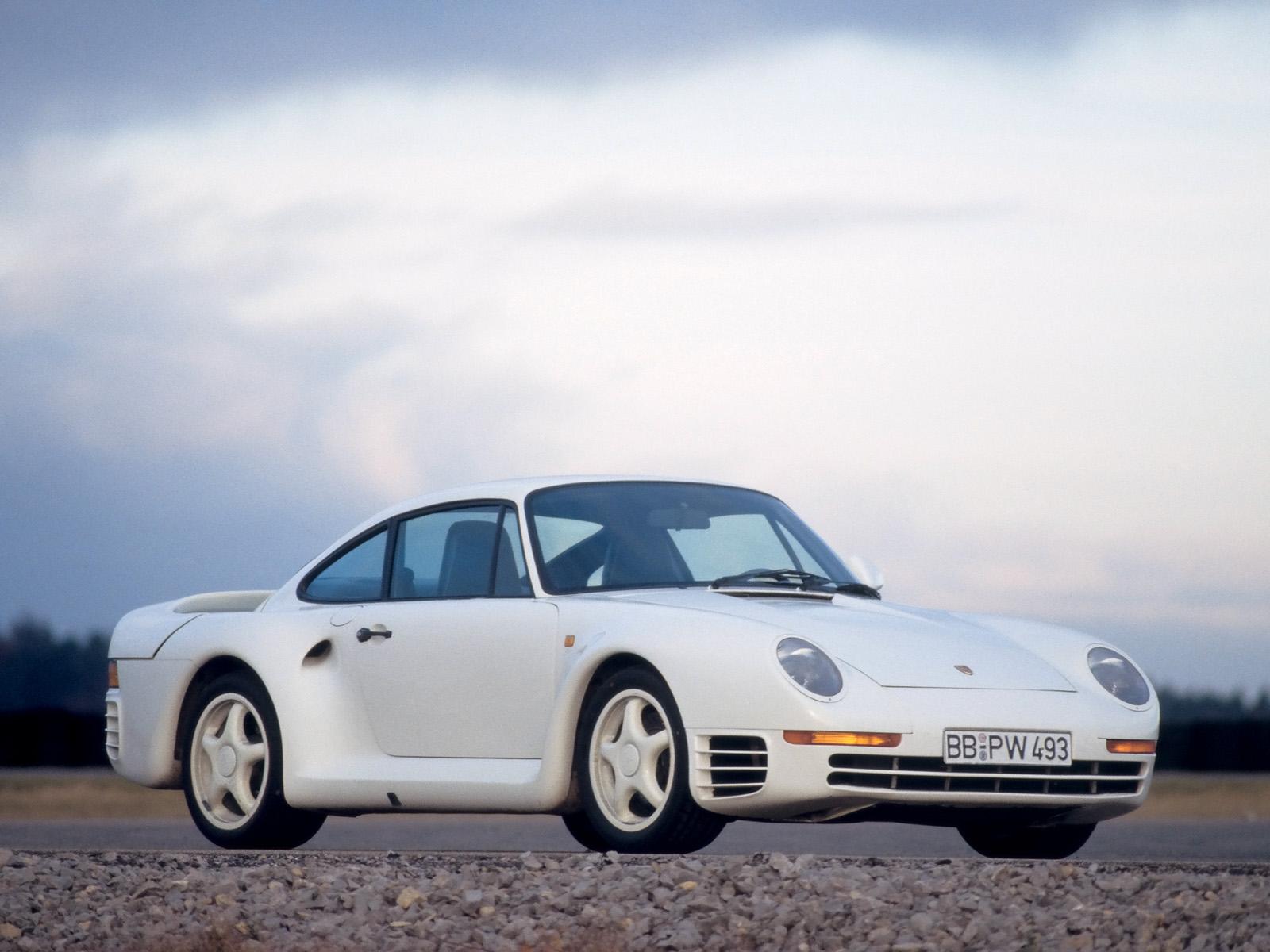 Unreliable Horsepower Rating - Porsche 959