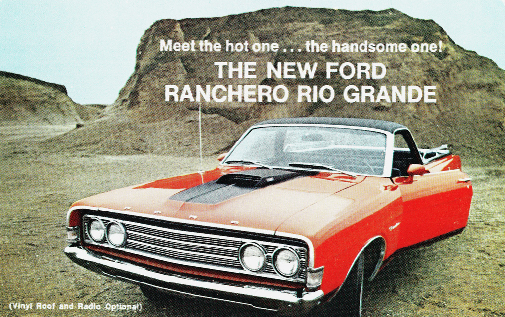 Ford Special Edition Trucks And Rare Ford Cars - rio-grande