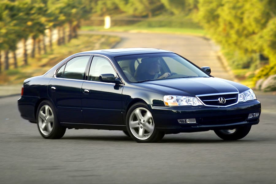 Worst Sports Cars To Buy - Acura TL