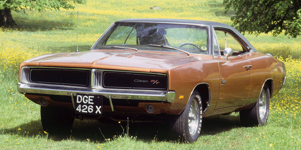 Cars Worth Investing In - 1968-1970 Dodge Charger