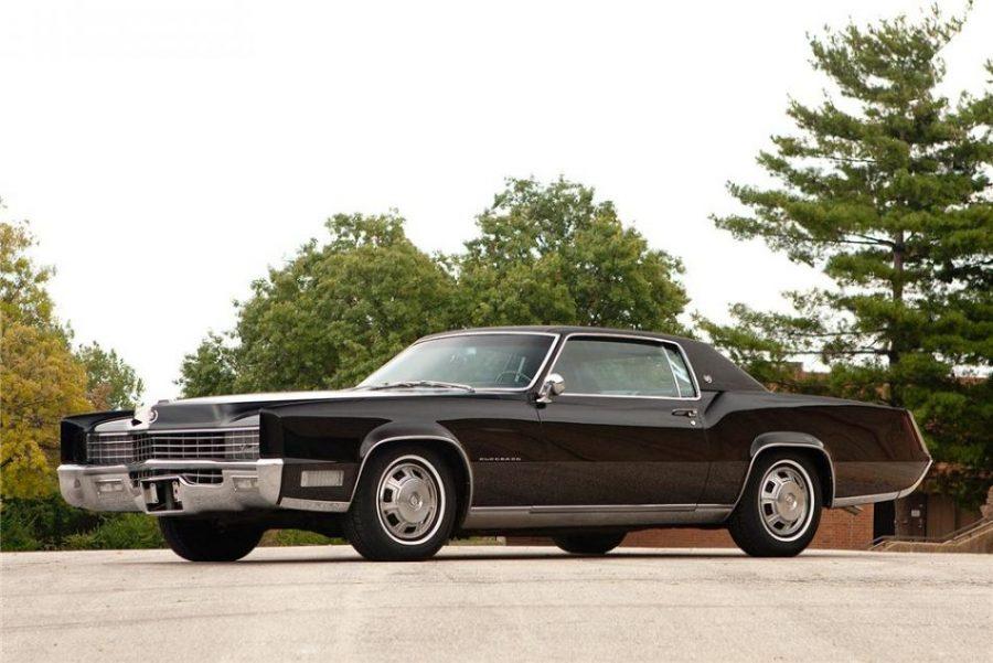 Front Wheel Drive Cars - Cadillac Eldorado (Sixth Gen)