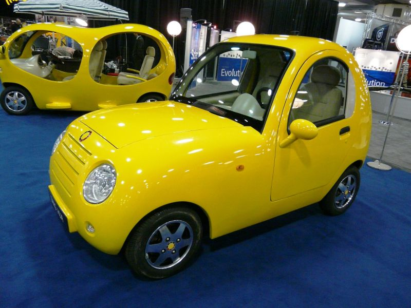 Worst Concept Cars - Tang Hua Book Of Songs