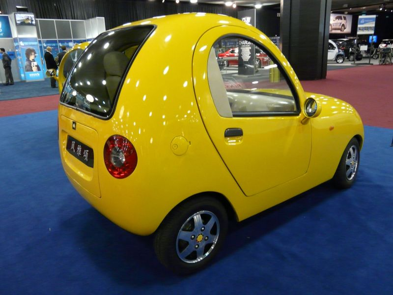 Worst Concept Cars - Tang Hua Book Of Songs Concept
