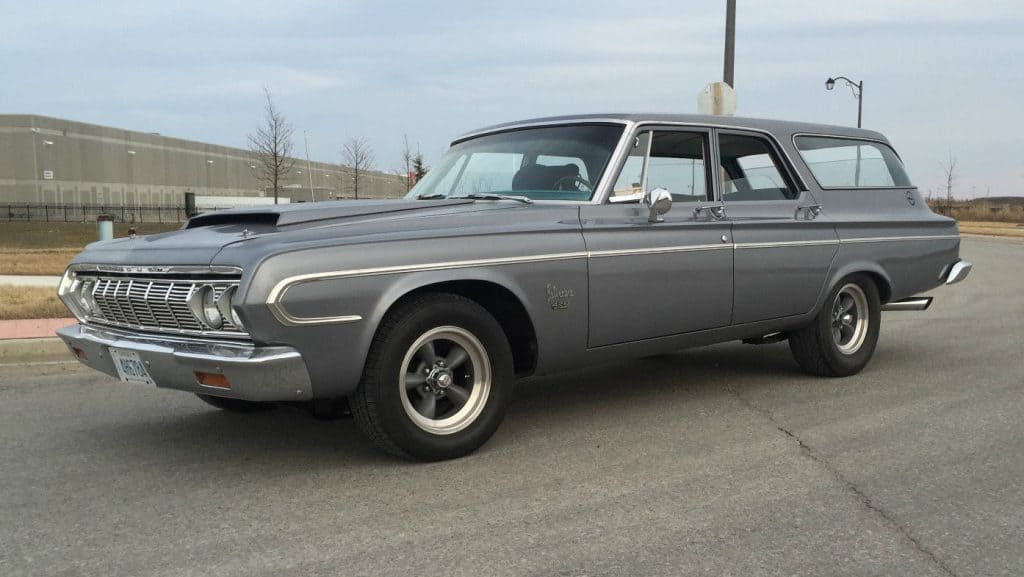 Best Old Station Wagons For Sale - Plymouth Belvedere