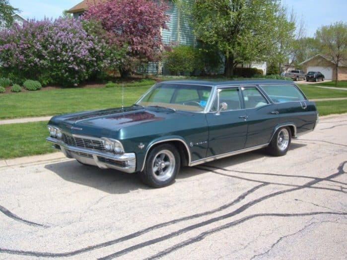 Best Old Station Wagons For Sale - Chevrolet Impala
