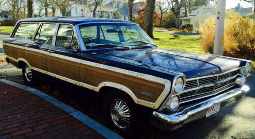 Best Old Station Wagons For Sale - Ford Fairlane