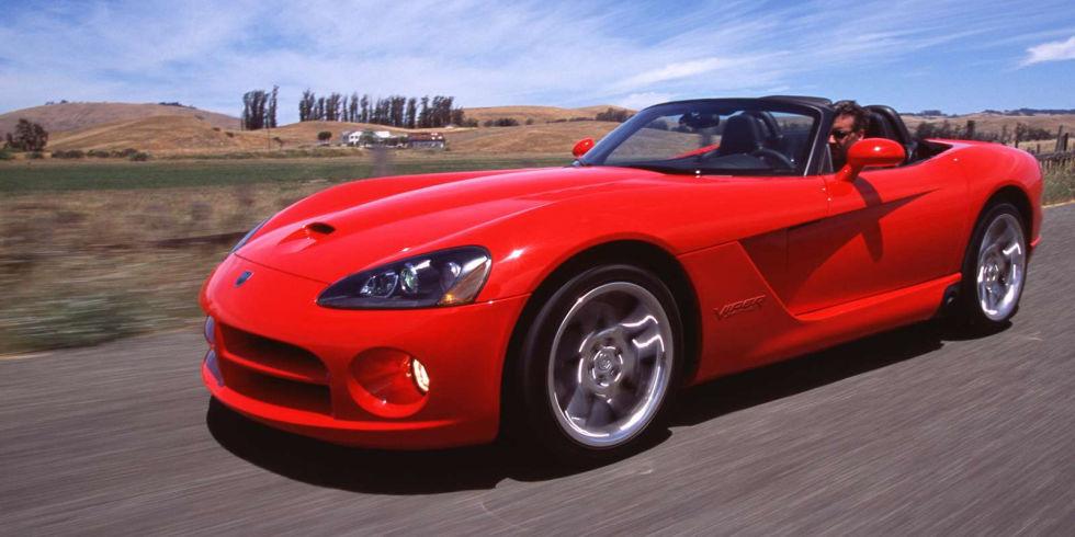 2003-2006 Dodge Viper - Great car investments 2017