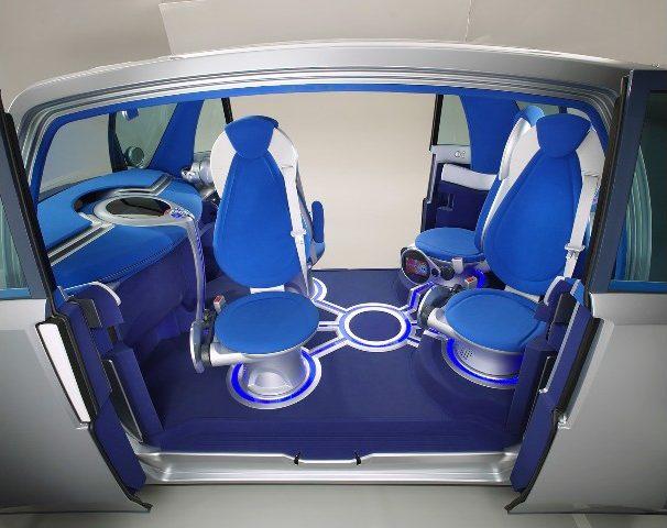 Worst Concept Cars - Toyota Pod Concept