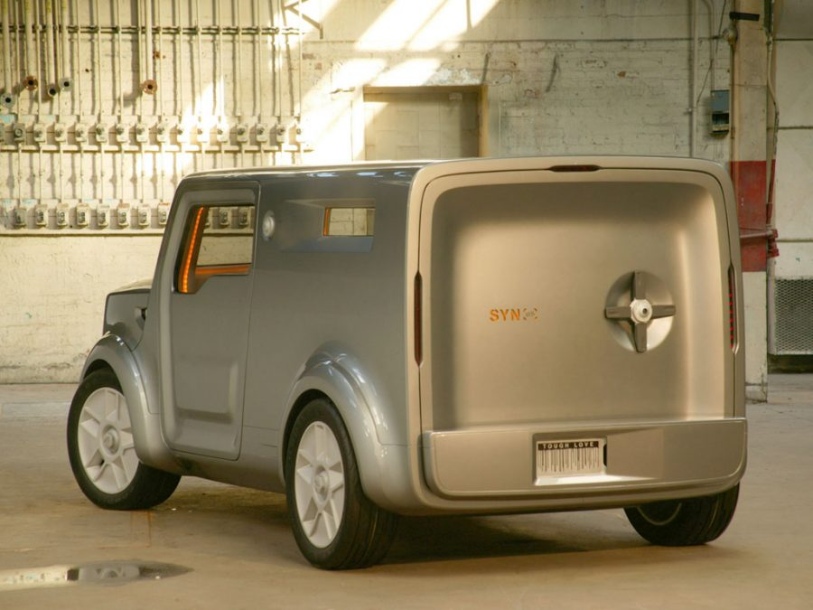 Worst Concept Cars - Ford SYNus Concept