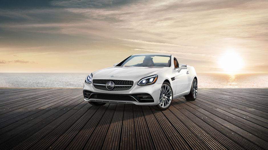 Import Tariff Casualties - Mercedes SLC/SLK