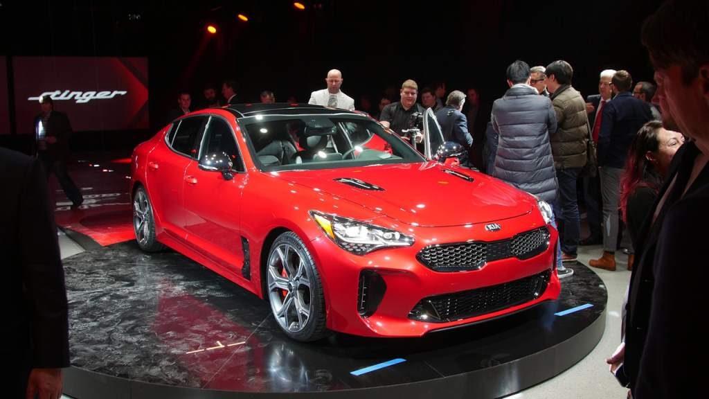 Kia Stinger manual will not reach production