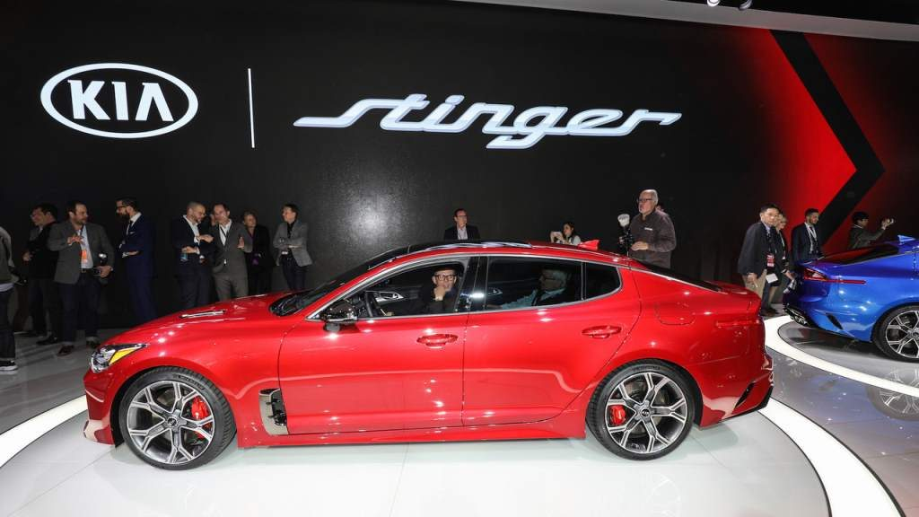 Kia Stinger Manual will not see the light of day