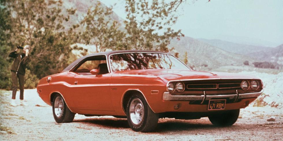 1971-1972 Dodge Challenger