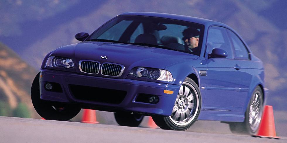 2000-2006 BMW M3