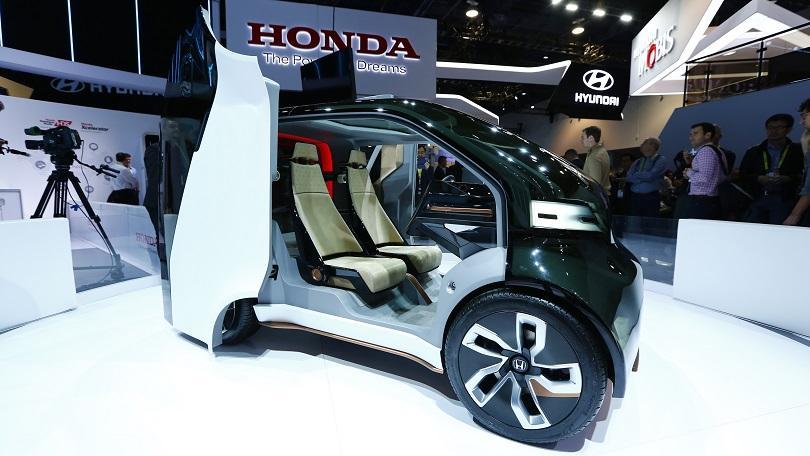 Worst Concept Cars - Honda NeuV Concept