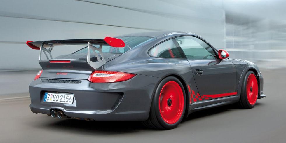2007-2011 Porsche 911 GT3 RS