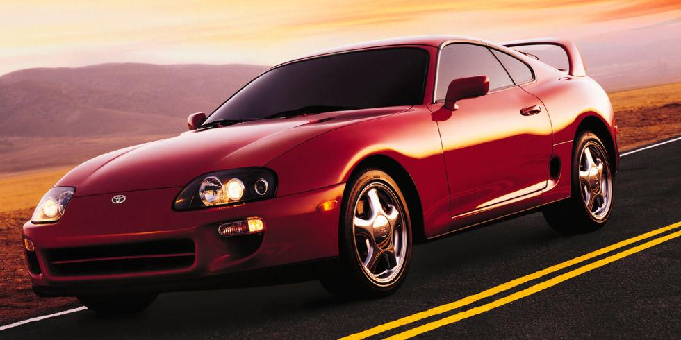 1993-1998 Toyota Supra Turbo
