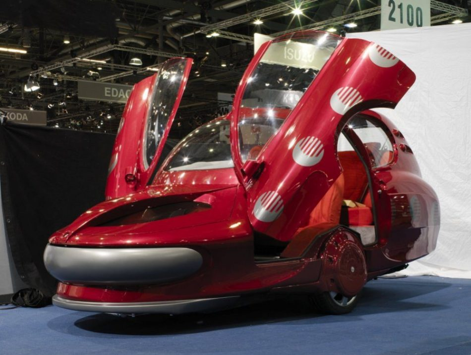 Worst Concept Cars - Assystem City Car Concept