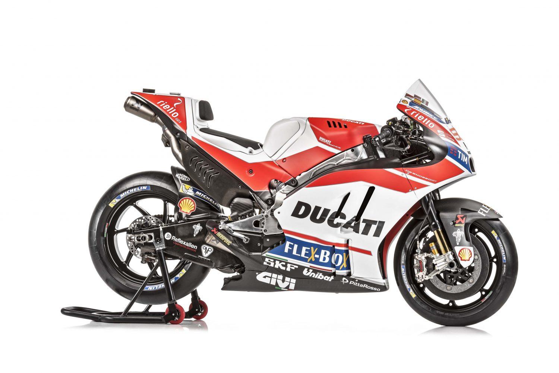 New Ducati V4 2