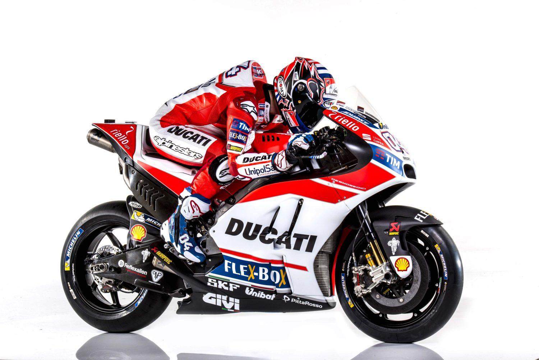 New Ducati V4 8