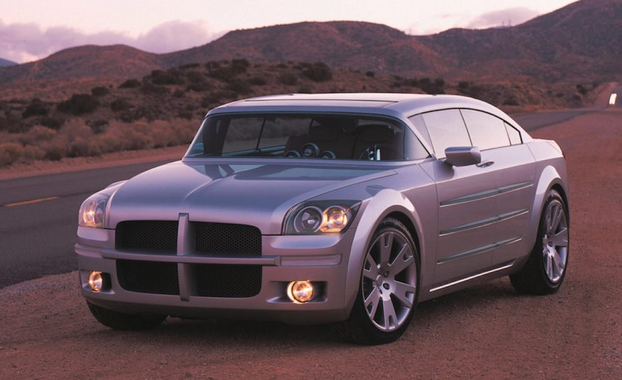 Worst Concept Cars - Dodge Super8 Hemi